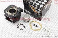 Цилиндр к-кт (цпг) Yamaha BWS/2JA 50сс-40мм (палец 10мм) Тайвань (JOG 1;JOG 2;JOG Minarelli;Champ; Slider)