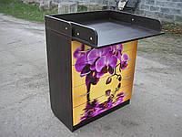 Комод 4 с пеленальным столиком (Орхидея на желтом), фото 1