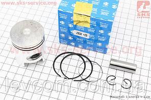 Поршень, кільця, палець до-кт Honda DIO ZX50 40мм +0,25 (палець 12мм)