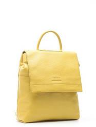 Кожаная сумка-рюкзак модная в 4х  цветах Z-15231-1/1