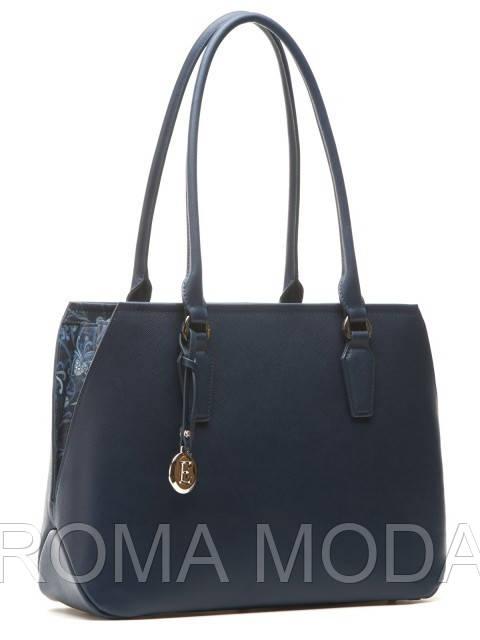 Итальянская сумка женская в 2х цветах Z27-113 ELEGANZZA