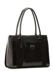 Модная итальянская сумка женская Z5226-5090 ELEGANZZA