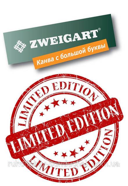 Лимитированная коллекция тканей Zweigart уже в пути!