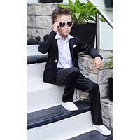 """Стильный брючный костюм для мальчика """"Вельвет 2 """""""