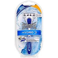 Станок Wilkinson Sword Hydro 3 + 1 картридж