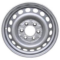 Стальные диски ALST (KFZ) 9488 Mercedes Benz W6.5 R16 PCD6x130 ET62 DIA84.1 silver