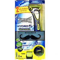 Станок Wilkinson Sword Hydro 5 Groomer Startereset + 3 картриджа + 1 батарейка