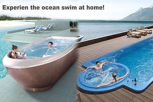 Спа-бассейны серии Luxury рассчитаны на большой поток посетителей и сконструированы специально для коммерческого использования.