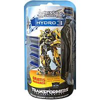 Станок Wilkinson - Sword Hydro 3 Transformers картриджей  4 шт. + 1 шт.