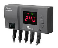 Блок управления (контроллер) вентилятора и насоса CS-20