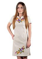 Платье Братчики ТМ Берегиня (Платья с вышивкой в украинском стиле)