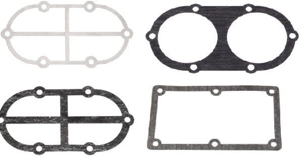 Комплект прокладок для двухпоршневого компрессора (диаметр поршня 55мм*2шт)
