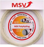 Теннисные струны MSV Polynyking 12m