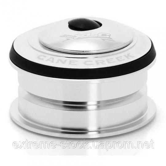 Рулевая колонка XLC HS-I02, полуинтегрированная, серебро