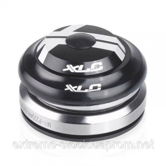 Рулевая колонка XLC HS-I06, 1 1/8 - 1 1/4, конус, интегрированная