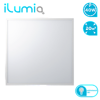 Светильник Ilumia 024 LP-40-595-NW 3200Лм, 40Вт, 595мм, 4000К