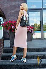Платье женское вязаное , фото 3