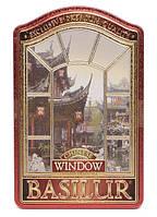 Чай зеленый Китай Basilur коллекция Окна жб 100г