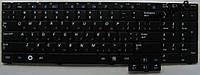 Клавиатура для ноутбуков Samsung R523, R525--E452 черная UA/RU/US