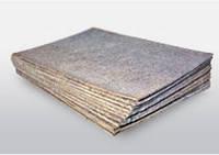 Теплоизоляционный картон ТК-1-Ф-10 базальт 1180*850*10мм фольгированный