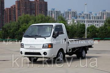 Компания JAC презентовала мини-грузовик JAC X200.