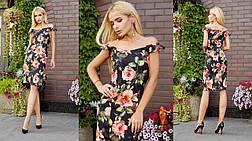 Очень красивое женское платье футляр , фото 3