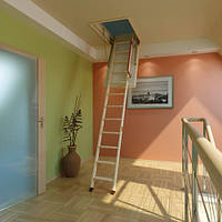 Чердачная лестница FAKRO LWK-280 Komfort 60х120, фото 1