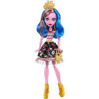 Monster High Гулиопа Джллингтон кораблекрушение Shriekwrecked Gooliope Jellington Doll