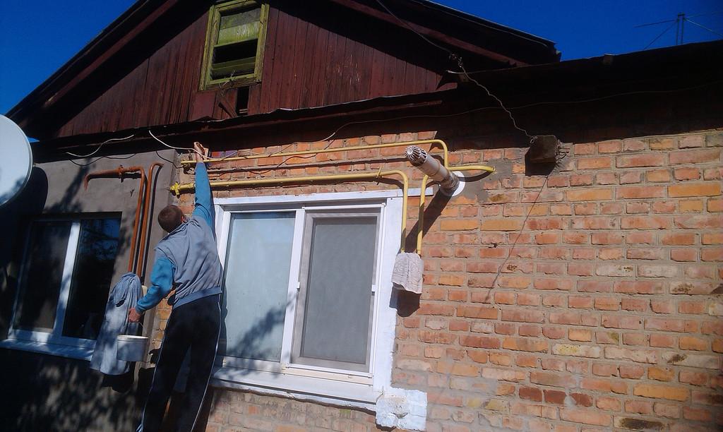 Утепление частного дома по ул.Машинистов