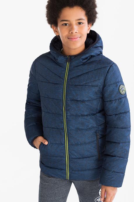 Двухсторонняя подростковая куртка для мальчика C&A Германия Размер 158