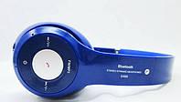Наушники S460 bluetooth с MP3 плеером накладные складные наушники