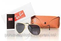Очки Ray Ban Авиаторы модель 3026black-g Ray Ban