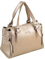 b6417e66fb27 Женская сумка ALEX RAI 7-01 35888-2 bronz купить женскую сумку недорого