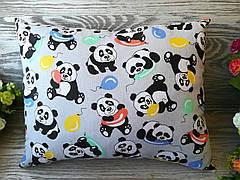 Подушка пандочки , 38 см * 30 см