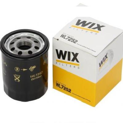 Масляный фильтр WL7252 для Alfa Mito, Fiat 500, Brava, Bravo I, II, Doblo, Idea, Panda, Punto, Stilo, Lancia