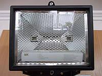 Прожектор ИО 500 галогенный черный, фото 1