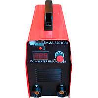Зварювальний інвертор Weld IWM MMA-370 IGBT