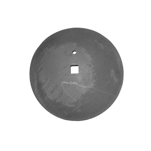 Диск бороны (сфера) БДШ-8,2 (D=560мм, кв.40,5мм) 'Уманьферммаш'