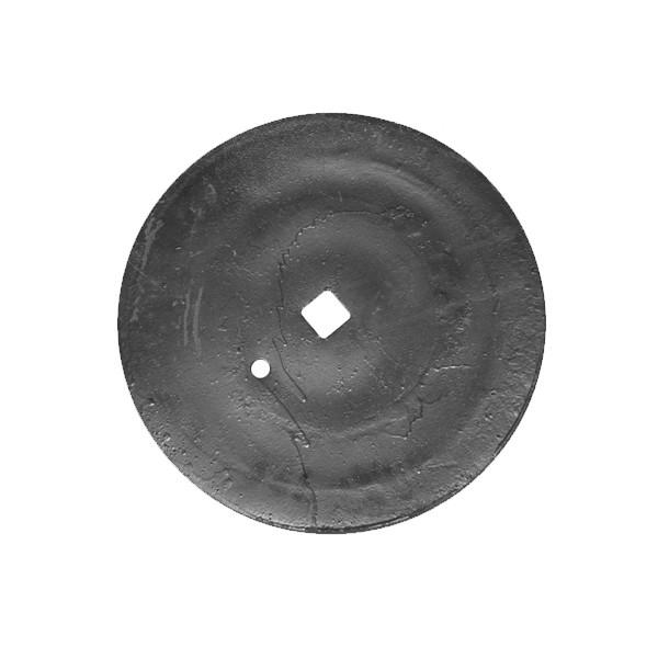 Диск бороны (сфера) БДШ-8,2 (D=450мм, кв.40,5мм) 'Уманьферммаш'