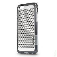 Чехол Walnutt Expert Carbon для iPhone 6 black-white