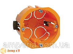 Коробка КМ40022 установочная d65х40мм для полых стен (UKG10-065-040-000-P)