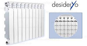 Алюминиевый радиатор NOVA FLORIDA Desiderio B4 350X100