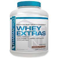 Сывороточный протеин Whey Extra's 2250 гр