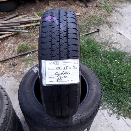 Бусовские шины б.у. / резина бу 195.65.r16с Goodyear Cargo G26 Гудиер