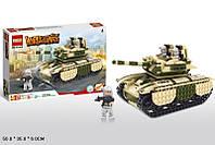 "Конструктор MAYLEGO ""World of tanks"" 523дет., 81662"