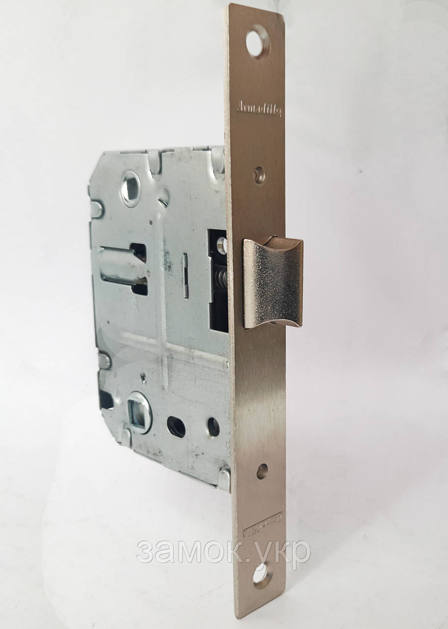 Защелка врезная Armadillo LH 720-50 SN матовый никель (Китай)