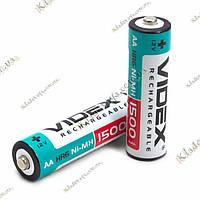 Аккумуляторы Videx AA 1500 mah, фото 1