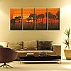 Модульная Картина Glozis Sunset, фото 2