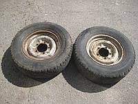 Диски колесные Волга + камеры пара 2шт R14