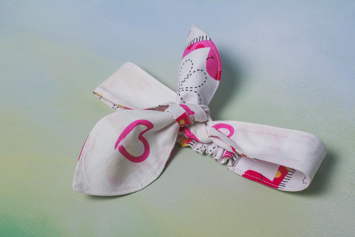 Повязка-солоха для девочки